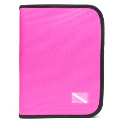 Image from Pink Dive Log 3 ring Zippered Log Book