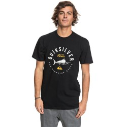 Image from Quiksilver Florida Fish Short-Sleeve T-Shirt (Men's)