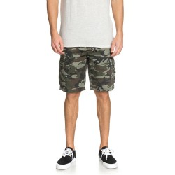 "Image from Quiksilver Crucial Battle Cargo 21"" Shorts (Men's)"