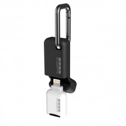 Image from GoPro Micro SD Card Reader with Lightning Connector for iPhone/iPad