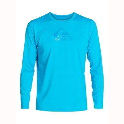 Image from Quiksilver Solid Streak Men's Long Sleeve Rash Guard
