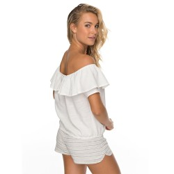 Image from Roxy Desert Escape Off-the-Shoulder Top (Women's)