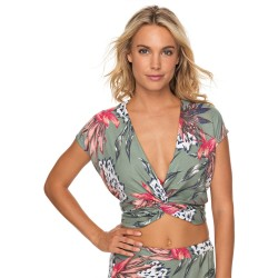 Image from Roxy Tucson Colors Crop Top (Women's)