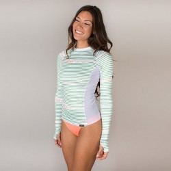 Image from Reel Skipper Rashie UPF50+ Long-Sleeve Performance Rashguard (Women's)