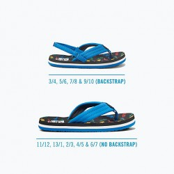 Image from Reef Ahi Sandals (Boy's)
