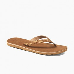 Image from Reef Voyage Sunset Waterproof Leather Sandal (Women's)