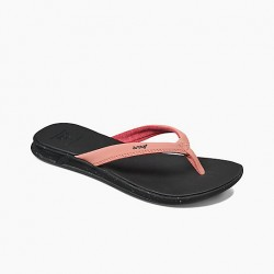 Image from Reef Rover Catch Pop Vegan-Leather Swellular Sandals (Women's)