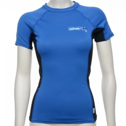 Image from O'Neill Skins Short Sleeve Crew Women's Rash Guard