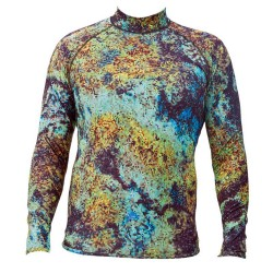Image from Riffe Digi-Tek Rash Guard