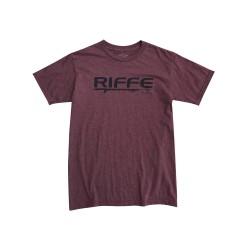 Image from Riffe O.G. Short-Sleeve T-Shirt (Men's) - Heathered Maroon