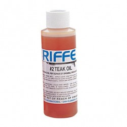 Image from Riffe Wood Finish Maintenance Kit