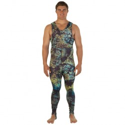 Image from Riffe Lycra Spearfishing Suit - Digi-Tek Bottoms