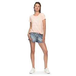 Image from Roxy Music Never Stop Denim Shorts (Women's)