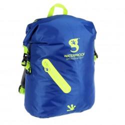 Image from Gecko Waterproof Lightweight Backpack Royal Green