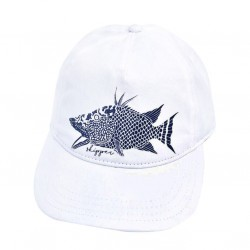 Image from Reel Skipper Hogfish Adjustable Unstructured Dad Hat (Women's)