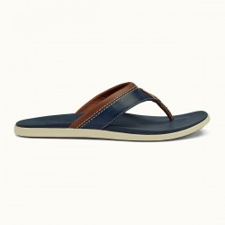 Image from Olukai Polena Leather Sandals (Mens)