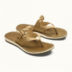 Image from OluKai Kahikolu Leather Sandals (Women's)