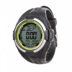 Image from Salvimar ONE Freediving Computer Watch - Black/Green