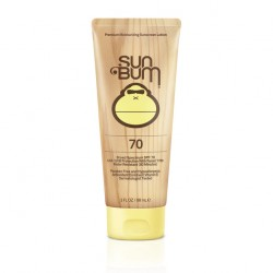 Image from Sun Bum SPF 70 Original Water-Resistant Sunscreen Lotion (3fl oz)