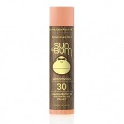 Image from Sun Bum Watermelon SPF 30 Lip Balm