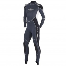Image from ScubaPro Profile 0.5 MM Rear-Zip Full Steamer Wetsuit (Men's)