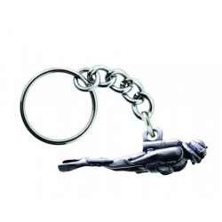 Image from Sparta Pewter Scuba Diver Key Chain