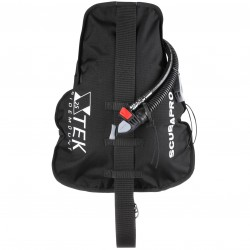 Image from Scubapro X-Tek Sidemount Wing LT12 Independant Air Cell - 25lb