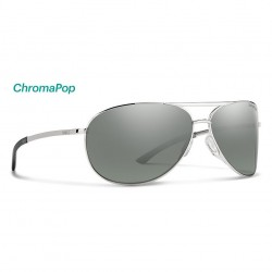 38605fdbca0 Smith Serpico 2.0 ChromaPop Polarized Sunglasses (Men s) - Silver Platinum
