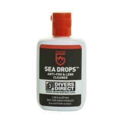 Image from Aquaseal Super Sea Drops Scuba Mask Defog and Lens Cleaner