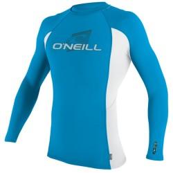 Image from O'Neill Skins Crew +50 UPF Long-Sleeved Rashguard (Youth)