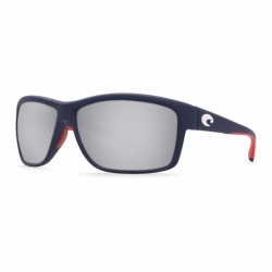 Image from Costa del Mar USA Limited Edition Mag Bay Sunglasses - USA Blue