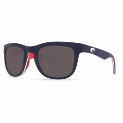 Image from Costs del Mar USA Limited Edition Copra Sunglasses - USA Blue