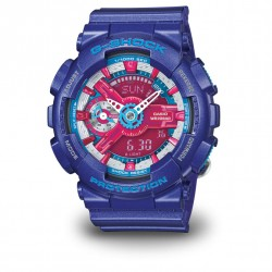 Image from G-SHOCK S Series Purple Dive Watch