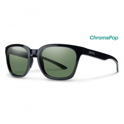 Image from Smith Founder Black Frames with Chromapop Polarized Gray Green Lens