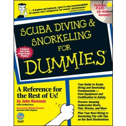 Image from Scuba Diving and Snorkeling for Dummies Book