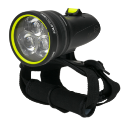 Image from Light and Motion SOLA Tech 600 Dive Light