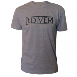 Image from Diver T Shirt by Speared Apparel