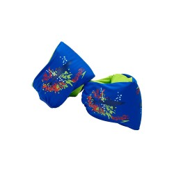 Image from Speedo Fabric Arm Band - Blue