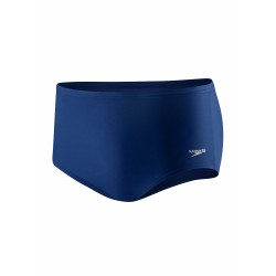 Image from Speedo Mens Solid 5 Inch Brief Navy - Front