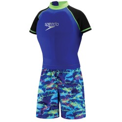 Image from Speedo UV Polywog Suit - Blue