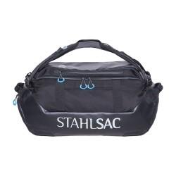 Image from Stahlsac Steel Adventure Duffel Gear Bag - Black