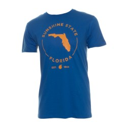 Image from EVO Florida Stamps Short-Sleeve T-Shirt (Men's)