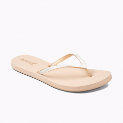 Image from Reef Stargazer Sassy Sandals - Taupe/White