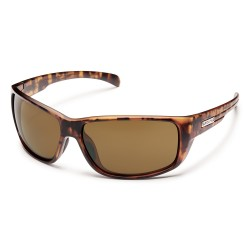 Image from Suncloud Milestone - Matte Tortoise/ Brown