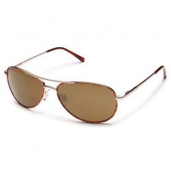 Image from Suncloud Patrol Tortoise Brown Sunglasses