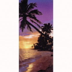 Image from Dohler Sunset II Beach Towel