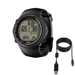 Image from Suunto DX Elastomer Strap Dive Computer w/USB
