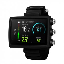 Image from Suunto EON Core Wrist Dive Computer with USB Cable - Black