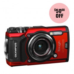 Image from Olympus Tough TG-5 Waterproof Camera - Discount