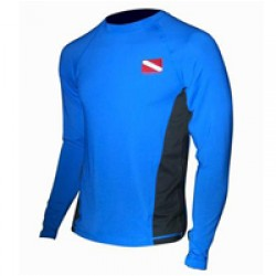 Image from Tormenter Dive Flag SPF 50 LS Shirt